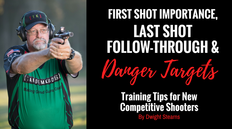 First Shot Importance, Last Shot Follow Through and Danger Targets
